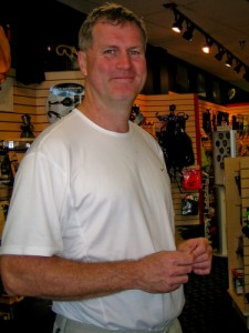 Adventure Scuba Company Technical Instructor Brian E. McMillan