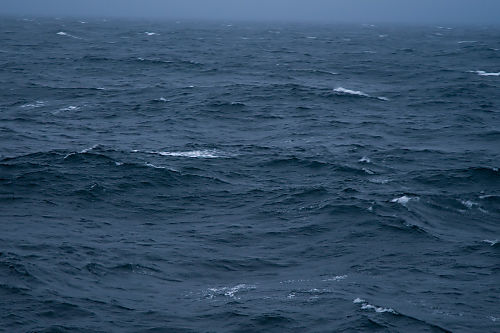 The Bering Sea, with Attitude