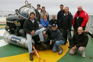 Sub Pilots, Nuytco Team, ROV Team (Photo by Todd Warshaw)