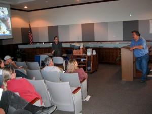 Greenpeace Briefing to Community in Unalaska