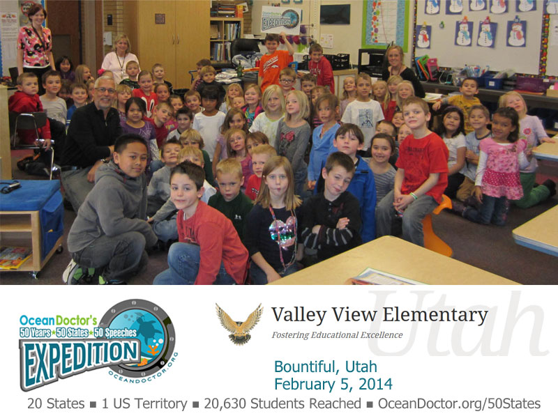 Valley View Elementary School - Bountiful, Utah