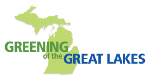 Greening of the Great Lakes