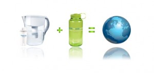 Learn how you can reduce your plastic waste from bottled water while saving money