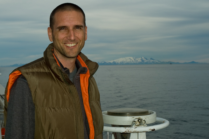 This week's guest: John Hocevar, Oceans Campaign Leader, Greenpeace USA