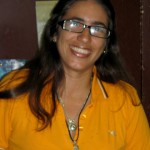 Dr. Julia Azanza Ricardo, Director of the Guanahacabibes Sea Turtle Project at CIM