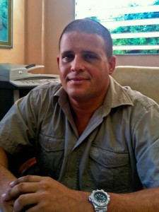 CIM Director, Dr. Jorge A. Angulo Vald