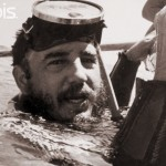 Fidel Castro enjoyed SCUBA diving and a friendship with Jacques Cousteau