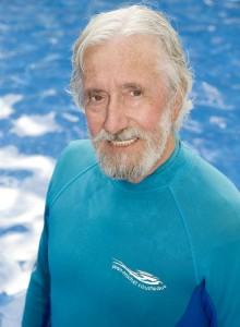 This Week's Guest: Jean- Michel Cousteau (Photo: ? Carrie Vonderhaar, Ocean Futures Society)