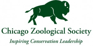 The American Bison serves as the logo of the Brookfield Zoo