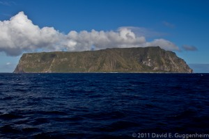 Inaccessible Island, a World Heritage Site