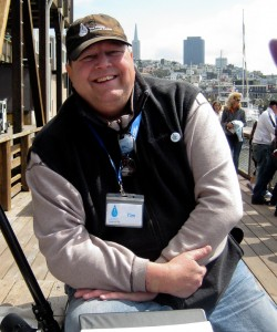 "Timothy Vogel, the ""Gentleman Biologist of Pier 39"""