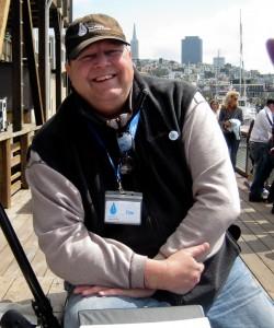 "Timothy Vogel, the ""Gentleman Biologist of Pier 39"""