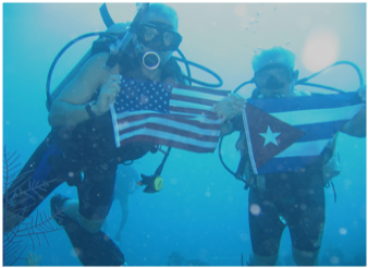 Strong collaboration between Cuban and American scientists and conservation experts is at the core of our program