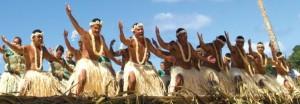Tokelau Dancers (Photo: Danee Hazama, courtesy of waterisrising.org)