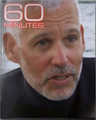Dr. David E. Guggenheim on 60 MINUTES
