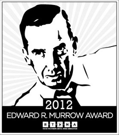 "60 MINUTES' ""Gardens of the Queen"" won the 2012 Edward R. Murrow Award for journalism excellence"