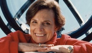 Dr. Sylvia A. Earle, Founder and Chair of The Sylvia Earle Alliance/Mission Blue and Ocean Doctor Board Member