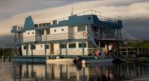 Tortuga Floating Hotel