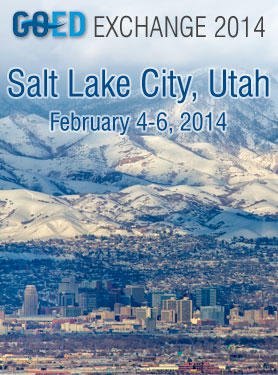 GOED Exchange 2014 - Salt Lake City