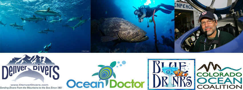 Denver Divers & Colorado Ocean Coalition – Cuba Presentation