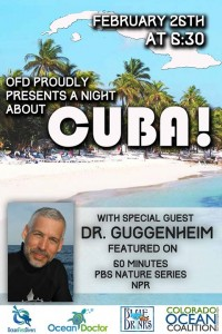 A Night About Cuba - Ocean First Divers