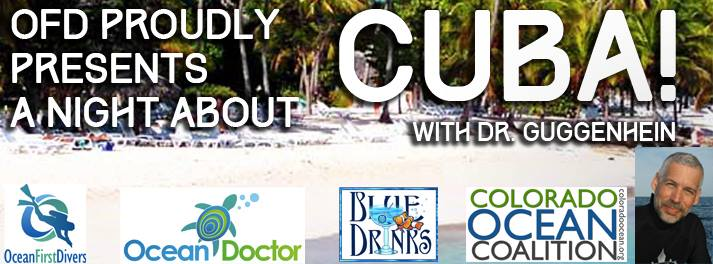 A Night About Cuba - Ocean First DiversA Night About Cuba - Ocean First Divers