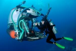 Erika Bergman - Expedition Leader at Ocean Doctor