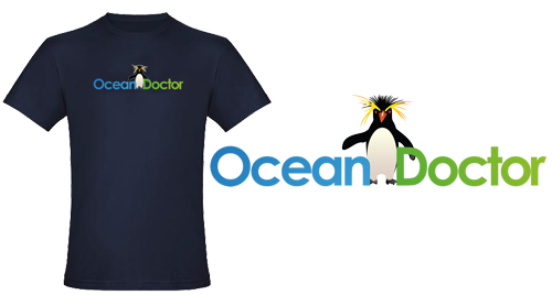 Ocean Doctor Penguin T-Shirt