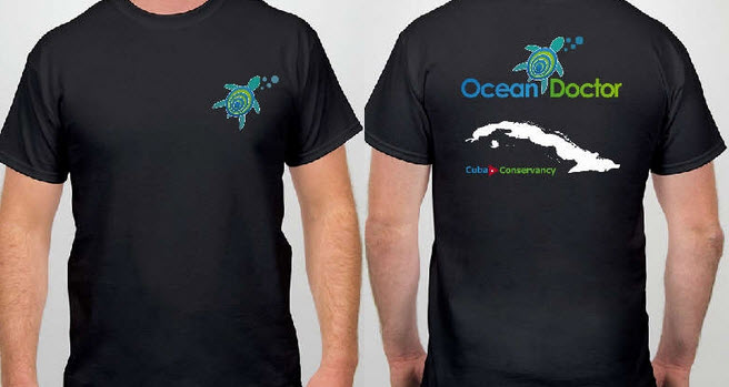 Ocean Doctor - Cuba Conservancy T-Shirt