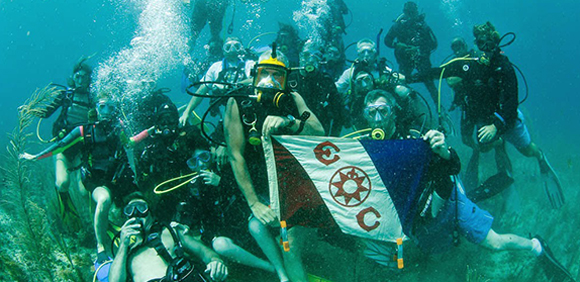 The Explorers Club's First Flagged Expedition to Cuba in June 2014
