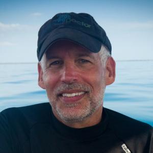 """Dr. David E. Guggenheim, the """"Ocean Doctor"""""""