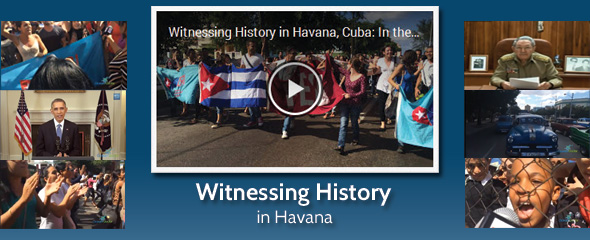 Witnessing-History