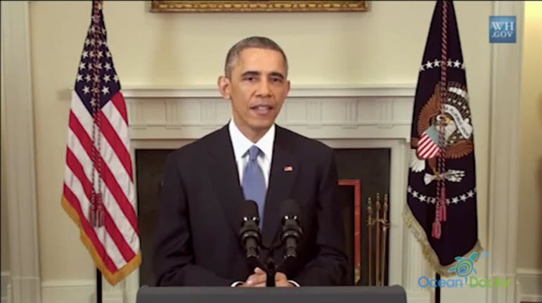Barack Obama Cuba Announcement