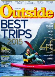Ocean Doctor was selected as honoree in Outside Magazine's annual Best of Travel awards.
