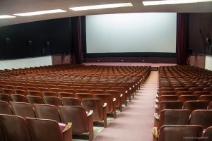 Havana's Cine Charles Chaplan, the venue for the opening and closing ceremonies, seats more than 1,000