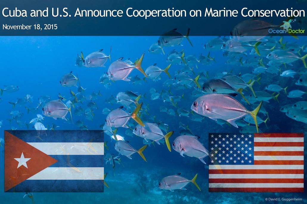Cuba-US Cooperation Marine Conservation