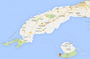 cocodrilo map