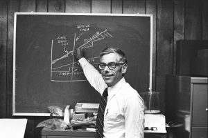 William L. Guggenheim embraced education and teaching