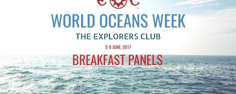 Explorers Club - World Oceans Week