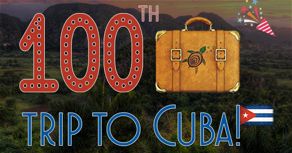 Ocean Doctor's 100th Trip to Cuba