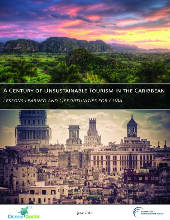 A Century of Unsustainable Tourism in the Caribbean
