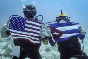 U.S.-Cuba collaboration in marine science and conservation has blossomed during the 18 years I've worked in Cuba. Such collaboration has been credited with helping to support diplomatic efforts to normalize relations.