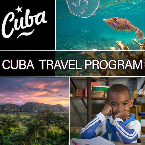 Cuba Travel Program